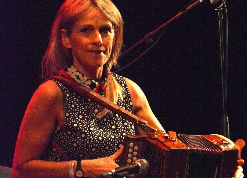 Sharon Shannon til Danmark