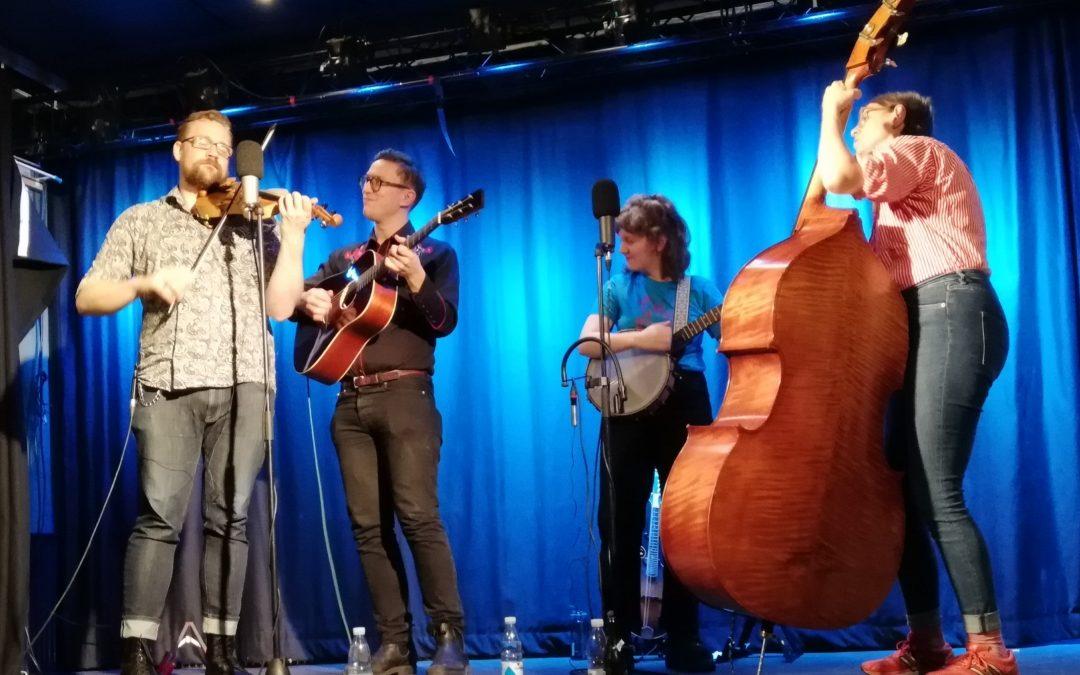 Live: Happy Heartaches i Karens Minde Kulturhus
