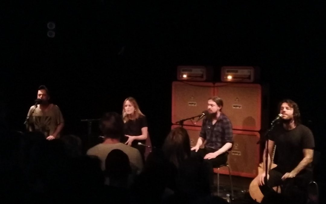 Live: Lankum på Alice, KBH