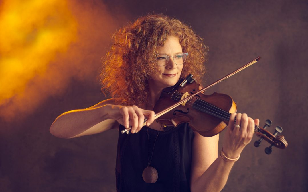 """Streaming: Becky Buller: """"Distance And Time"""""""