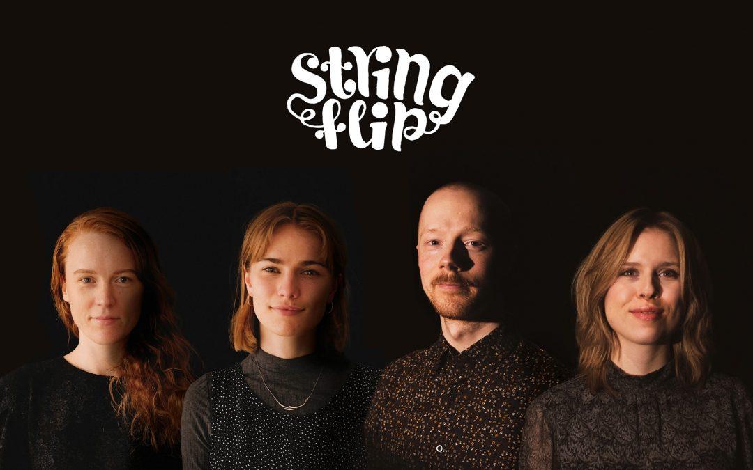 CD: Stringflip: Stringflip