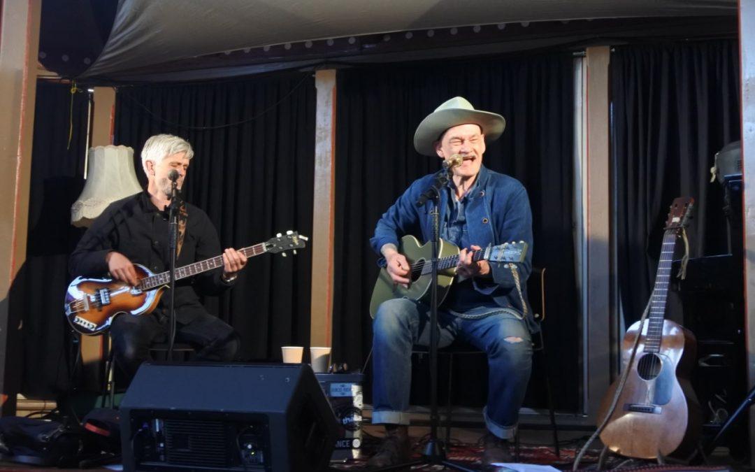 Live: J. Tex med Frank Borgaard, Karens Minde, KBH