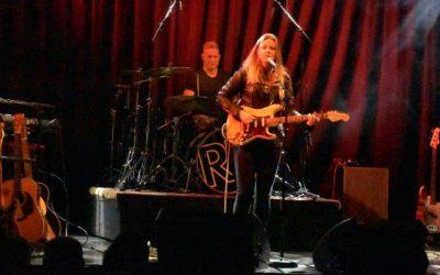 Live: Rikke Thomsen, Train/Aarhus