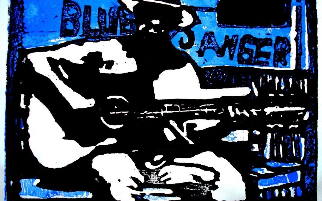 CD: Per Fjord: Bluessanger (2014)