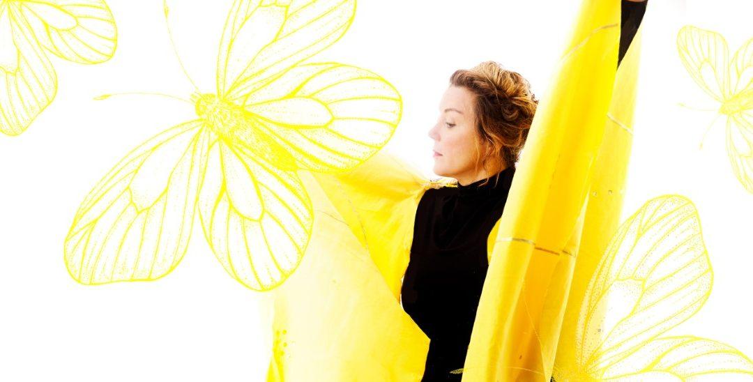 CD: Stine Michel: Sommerfugledalen